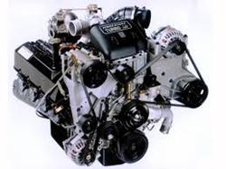 F250 Diesel Engine