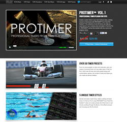 FCPX Effects and Plugin - Final Cut Pro X Special Effects - Pixel Film Studios - PROTIMER