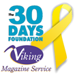 Viking Magazine Service Proud To Support Multiple Charities.