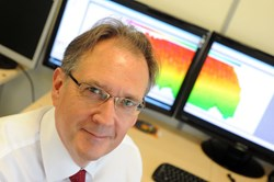 Image of Dr Lindsay Wood, reservoir simulation software expert, Sciencesoft Ltd, Glasgow