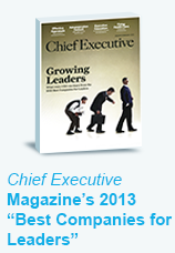 Best Companies for Leaders - Chief Executive