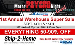 Motorcycle-Superstore.com Lights Up Louisville Mid-September