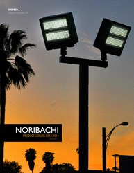 Noribachi Product Catalog 2013 - 2014