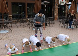 Grand Lodge on Peak 7 Strider Challenge