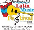 La Isla Magazine Presents the 2nd Annual New River Auto Mall Latin Music Festival on October 19th, 2013 at the Shelter Cove Community Park, Hilton Head Island