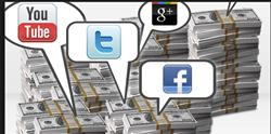 social media, profit, sales, Facebook