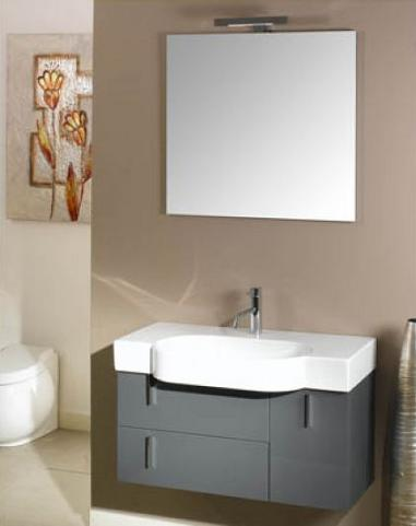 introduced a guide to narrow bathroom vanities for a small bathroom