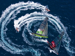 America's Cup Sailing Race Event