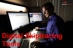 Digital Skiptracing Tools