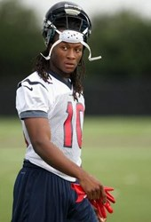Texans Player DeAndre Hopkins