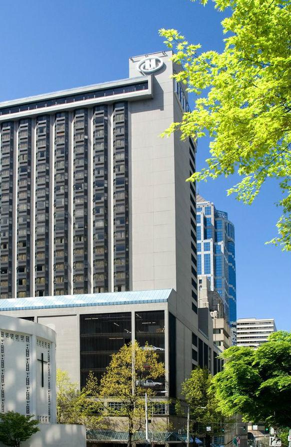Stonebridge Companies' Downtown Seattle Hilton Hotel