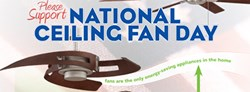 Fanimation's National Ceiling Fan Day
