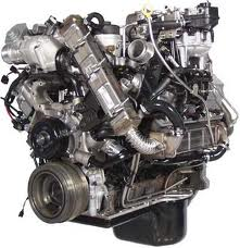 Ford 6.7 Diesel Engine