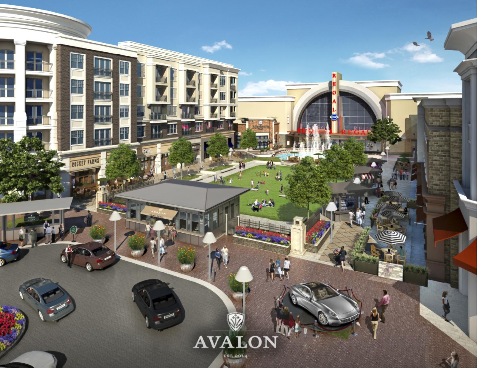 "Avalon Alpharetta Ga >> Avalon will be First ""Fiberhood"" in Georgia"