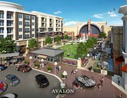 The Plaza at Avalon