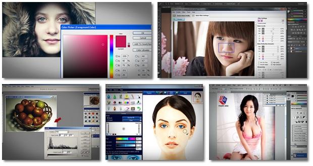 "How to Use Photoshop Brushes | ""Photoshop Brushes"" Teaches People ..."