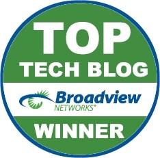 Top Tech Blog Winner 2013