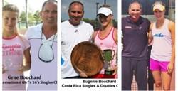 Nick Saviano Eugenie Bouchard WTA Tennis Player Throughout the years