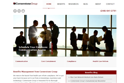 New Cornerstone Group Michigan Benefits Website for Michigan Group Benefits Administration and Compliance Resources