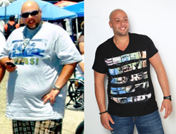 Jerry Gialanella's Weight Loss Journey