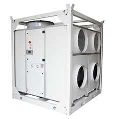 High capacity air conditioning hire, air conditioning rental