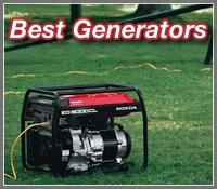 2013 Best Generators