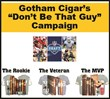 GothamCigars.com Scores Touchdown with Premium Cigar Packages for...