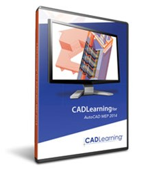 CADLearning Adds AutoCAD MEP 2014 Course for MEP System