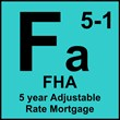 FHA 5 Year Adjustable Rate Mortgage