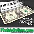 #1 School Fundraising Idea-PledgeDollars.com