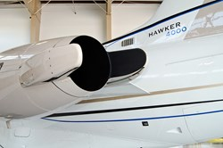 Hawker 4000, Hawker private jet, Talon Air Hawker, Hawker 4000 jet charter