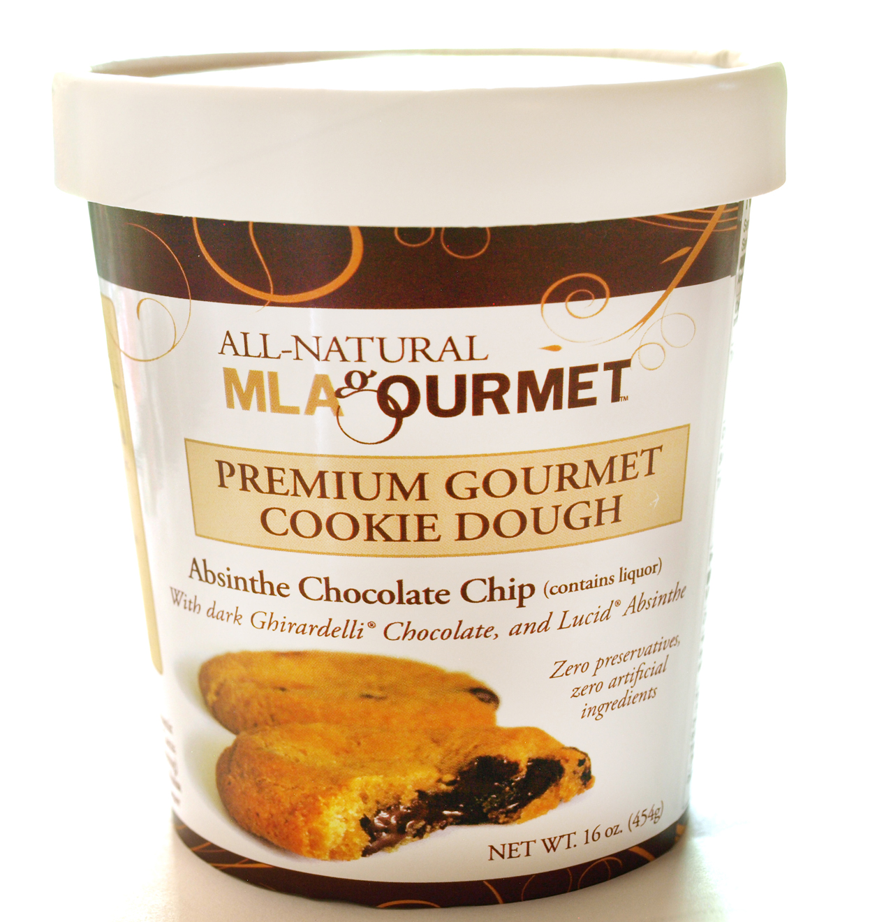 MLA Gourmet Launches New Absinthe Chocolate Chip Cookie Dough at Whole ...