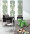 Zuo Modern Pup Chair Green 105112