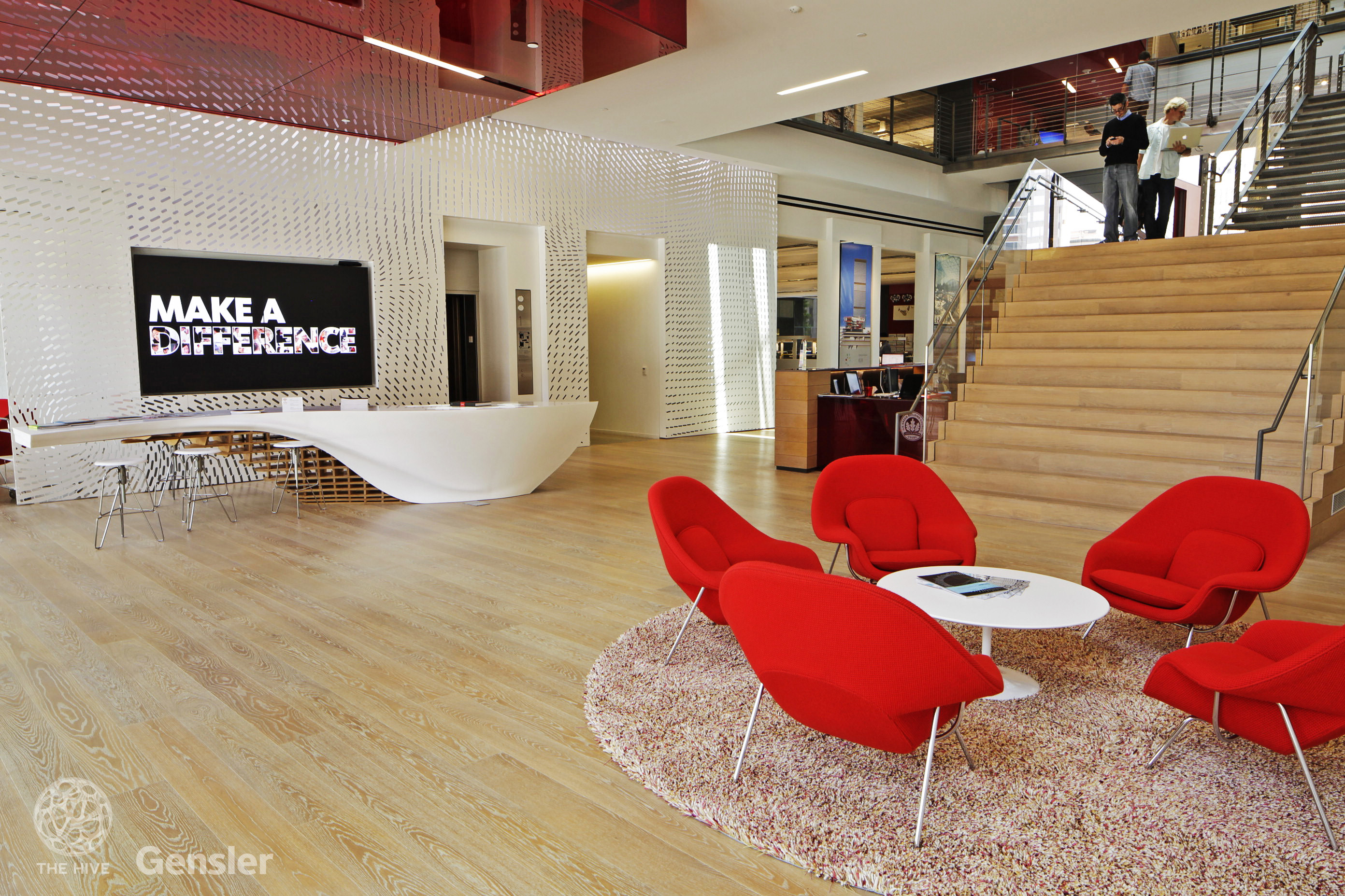 Gensler And The Hive Debut Pioneering Spatial Augmented Reality Experience In Downtown Los Angeles