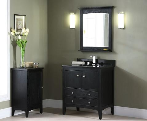 Has introduced a guide to green bathroom decor for Green painted bathroom ideas