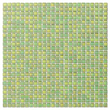 "Altto Glass mosaic tile ITALY PISA..1 SQ. FT. PER SHEET (12""x12"") 1830"