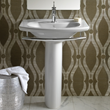 L'Expression Pedestal Lavatory From Porcher