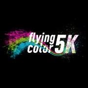 Flying Color Run 5K on October 19th, 2013 at Kimball Farm in Haverhill, Massachusetts near Boston