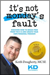 #1 Bestselling Book by Keith Dougherty