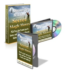 how to improve golf swing how the new four magic moves