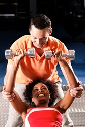 personal fitness trainer program