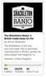 The Shackleton banjo Kickstarter campaign