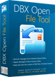 Open File Tool to Teach Users How to Open .DBX File Data after the...