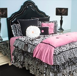 Yin and Yang Girls Bedding