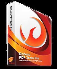 Debenu PDF Tools Pro