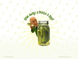 Give em The Pickle video