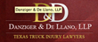 Truck Accident Lawyer Danziger and De Llano Launches...