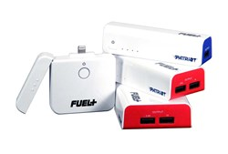 FUEL+ Mobile Rechargeable Battery
