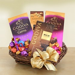food gifts, chocolate gifts, wine gifts
