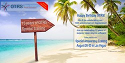 OTRS Group, vendor and service provider of the Open Source Service Management Software OTRS consisting of OTRS Help Desk Software and OTRS IT Service Management Software, celebrates its 10th anniversary with a Special OTRS Administrator Training.